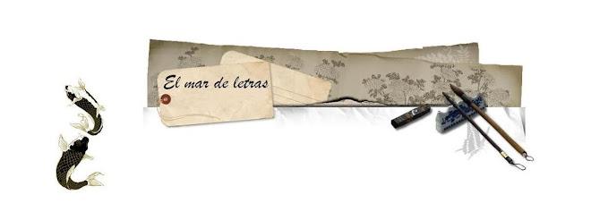 El mar de letras