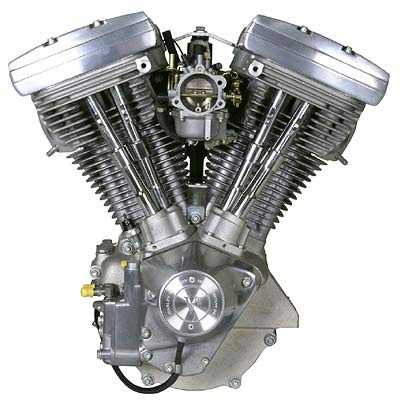 Harley-Davidson Evolution Engine