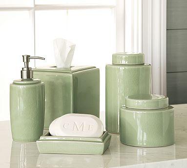 Kit banheiro porcelana
