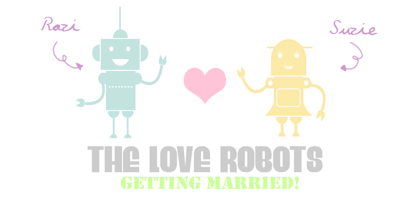 The Love Robots: Already MARRIED!