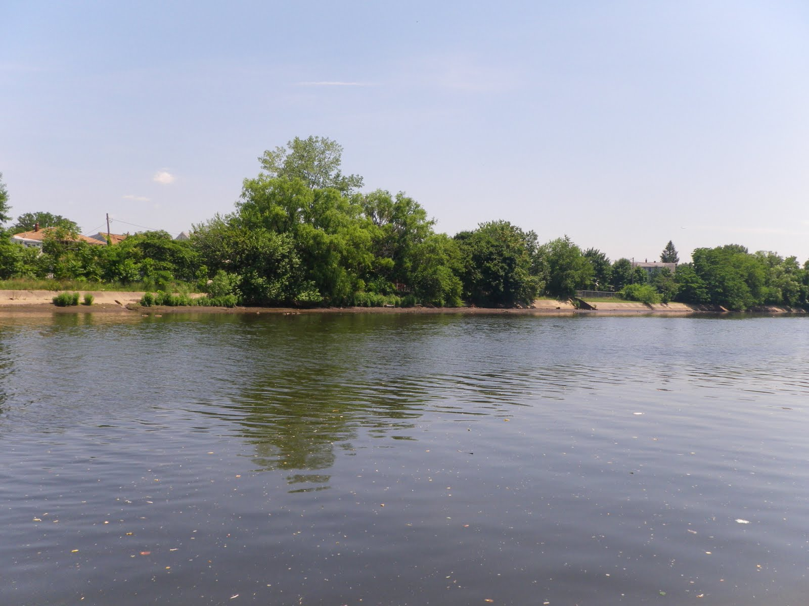 Passaic river the great lakes of nyc for Passaic river fishing