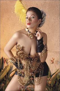 model indonesia majalah popular wajah agustus 2007 dewi noviandari