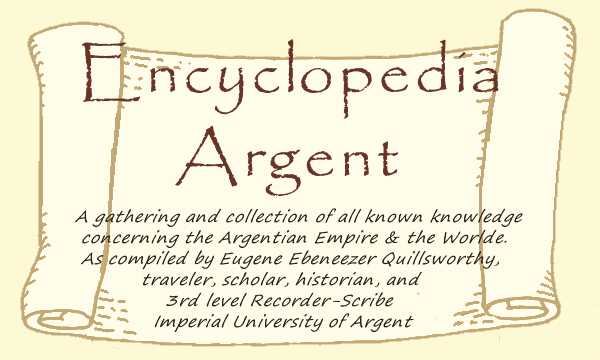 Encyclopedia Argent