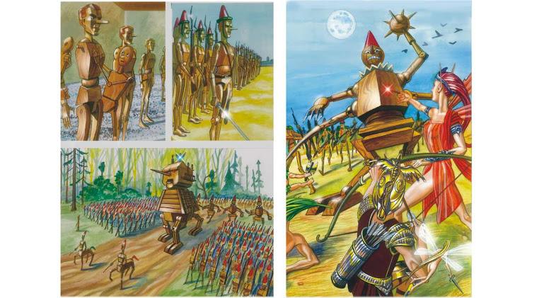 Batalla de Hadas