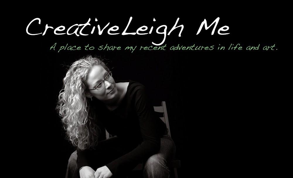 CreativeLeigh Me