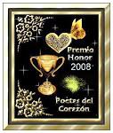 Premios al Blog**