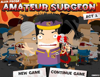 Alan Probe: Amateur Surgeon