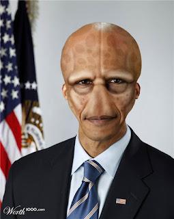 ObamAlien