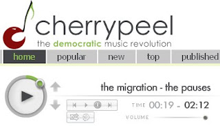 Cherrypeel music machine