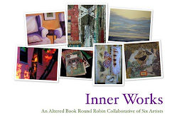 InnerWorks Altered Book Collaborative