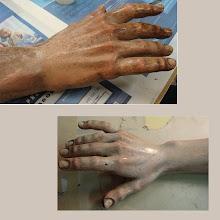 Restauración escultórica