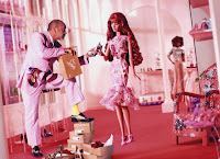 Louboutin and Barbie