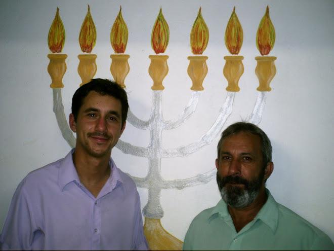 Gavriel e rosh Noach