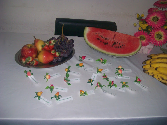 Frutas de Shavuot