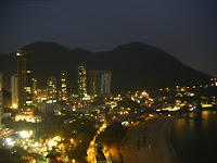 Repulse Bay at night