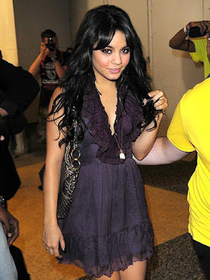 vanessa-hudgens-white-shirt-dress-pour-la-victoire-. Is it a dress?