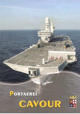 Marittimipozzallo la portaerei cavour ha fatto tappa a - Cavour portaerei ...