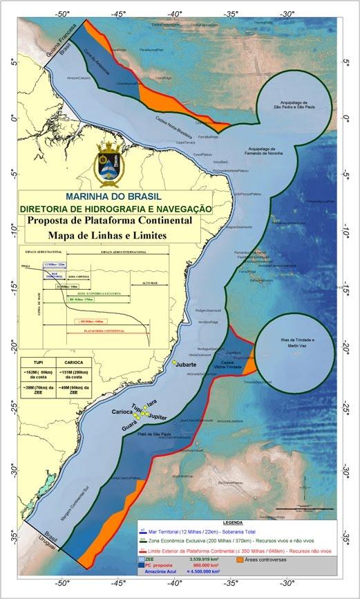 País planeja laboratório oceanográfico em alto-mar