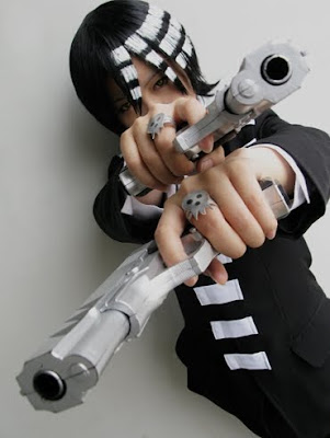 soul eater cosplay Death+The+Kid