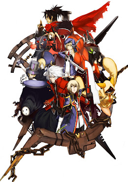#12 BlazBlue Wallpaper