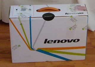 Коробка с ноутбуком Lenovo E43-4KS-B