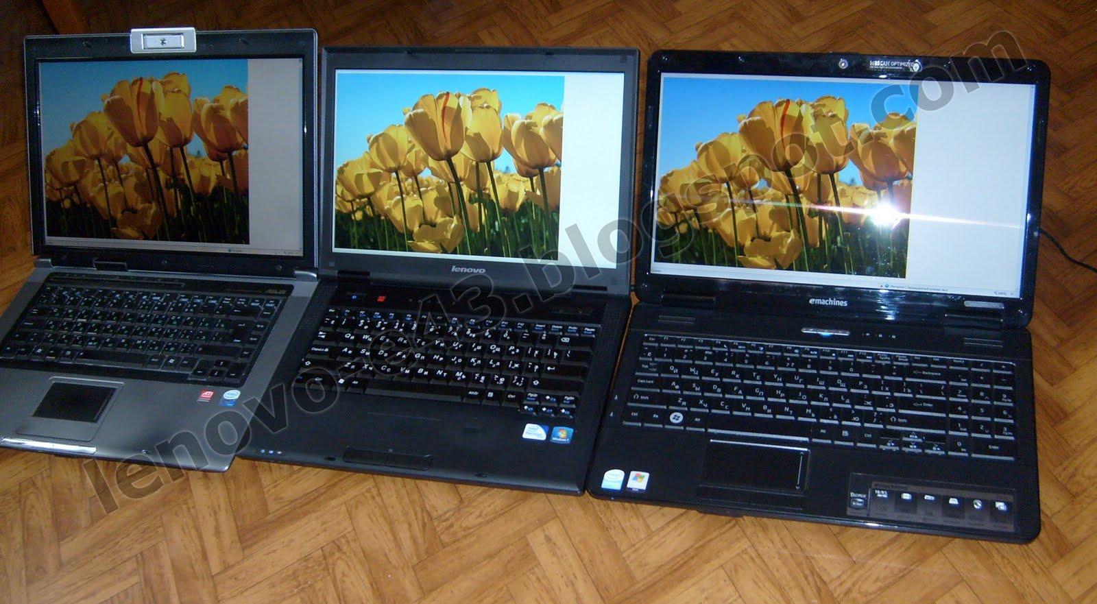 Ноутбук Lenovo E43: Матовый экран vs. глянцевый экран. Часть вторая: фотоэксперимент