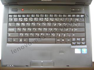 Клавиатура ноутбука Lenovo E43