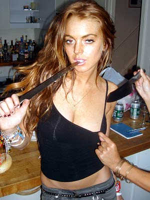 Linsey lohan photos porno