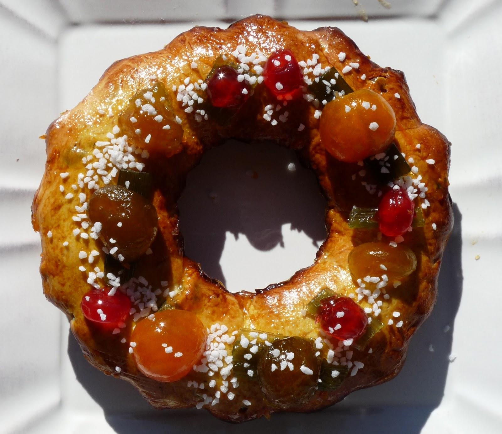 Gourmandise et cuisine couronne des rois - Image couronne des rois ...