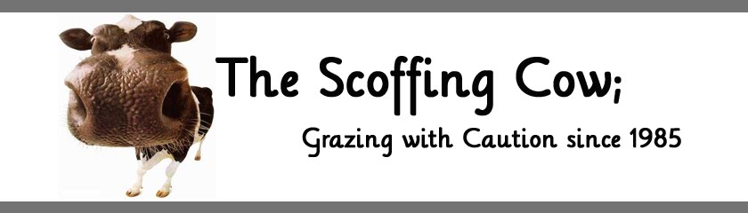 The Scoffing Cow