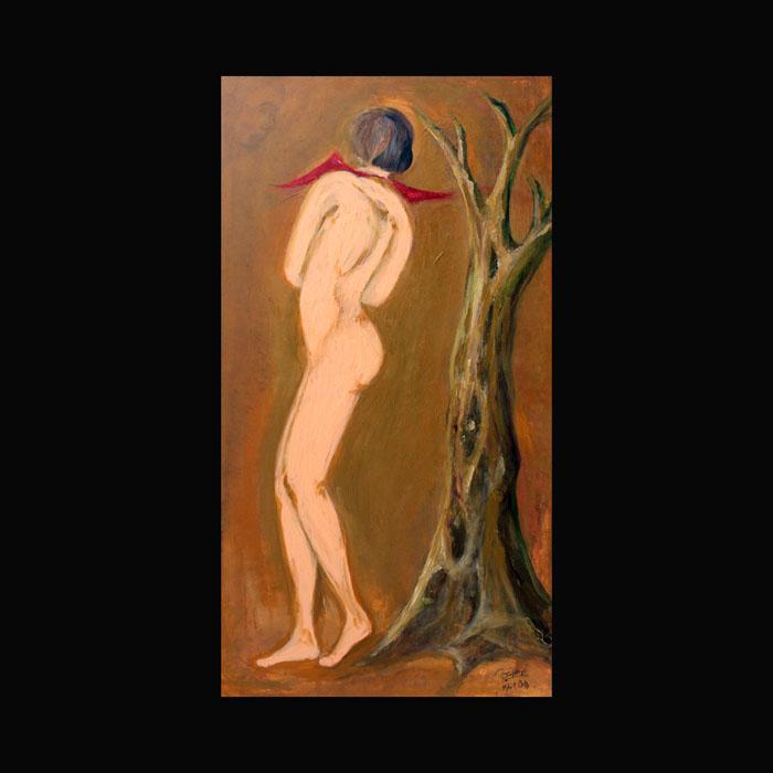 Woman & Tree