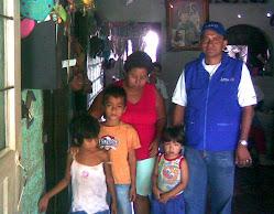 LBF FAMILIA Romero Barrio La Magdalena.