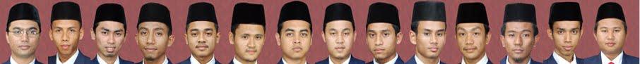 Barisan Mantan Exco Majlis Perwakilan Mahasiswa, INSANIAH 2008 / 2009