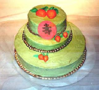 Chinese Cake Gallery