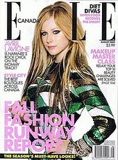Resvista Elle Canadá 2009