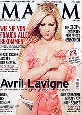 Revista Maxim 2008