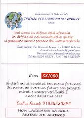 Denuncia dei redditi 2010-Il  5 per mille agli amici di Sighet