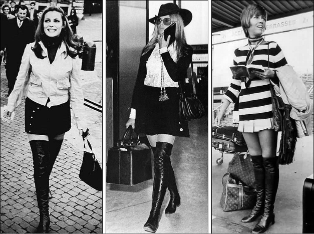 Here There And Everywhere 60s Fashion