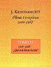 Obras Completas Tomo 2 (1934/35)