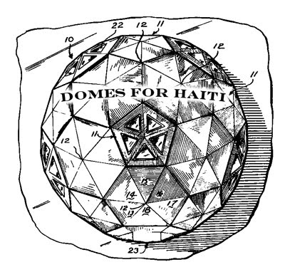 Domes for Haiti