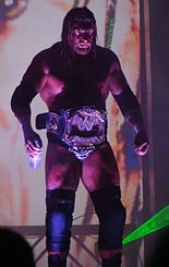 Triple H...WWE Champion