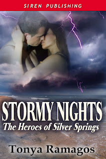 Stormy Nights by Tonya Ramagos