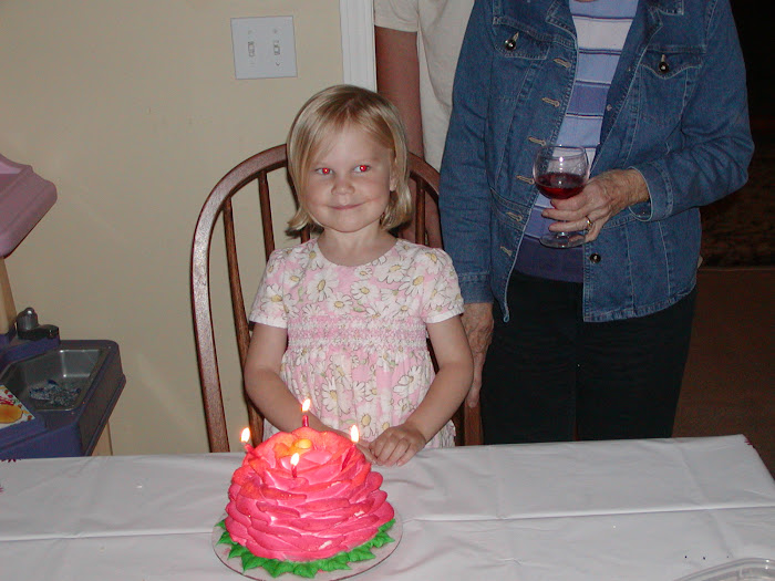 Jordan's 4th Birthday