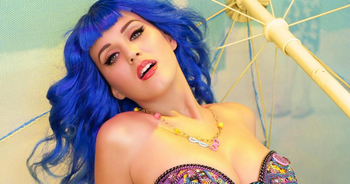 image Katy perry california gurls on le grande journal