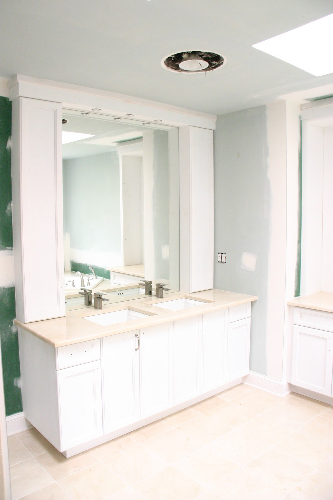 Bathroom Vanity With Upper Cabinets 2017 2018 Best Cars Reviews