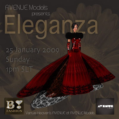 Fantasy Fashion Show on Fashion Show   Eleganza By Avenue Models