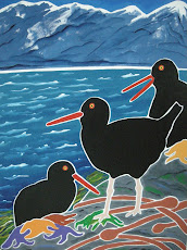 Oystercatchers #74