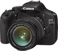Review Canon EOS 550D Body