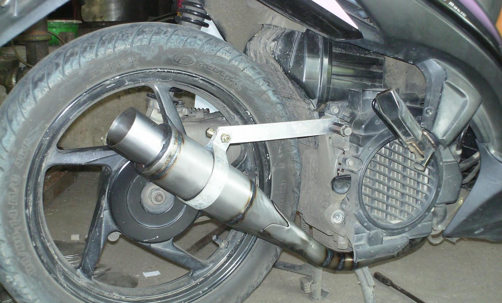 AKRP - Adi Knalpot Racing Product title=