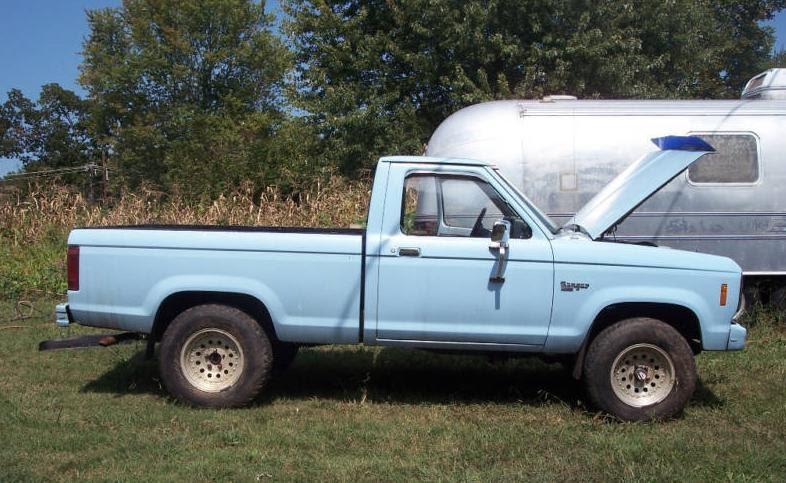 Beaterblog Tell Em He S Dreamin 1985 Ford Ranger